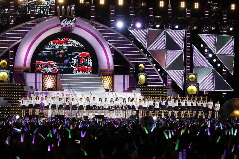 「乃木坂46 真夏の全国ツアー2016 ~4th YEAR BIRTHDAY LIVE~」