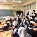 「知って、肝炎プロジェクト」小学生のための『肝炎』特別授業 in 富山の教室訪問の様子