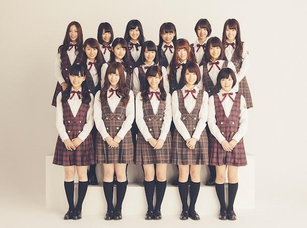 乃木坂46・8thシングル「気付いたら片想い」アーティスト写真