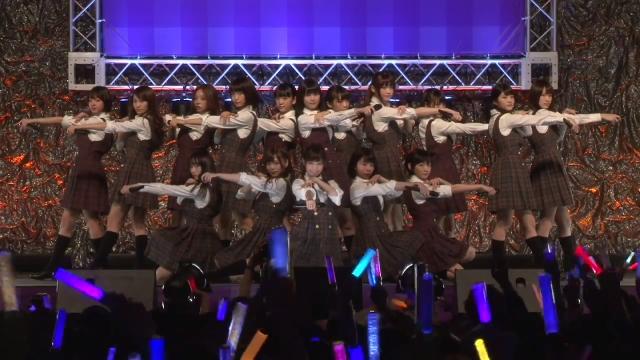 乃木坂46がバンド「乃木團」を結成、氣志團の「One Night Carnival」を披露