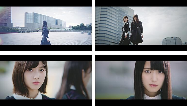 欅坂46公式ゲームアプリ『欅のキセキ』TVCM「私たちは進んでいく」編