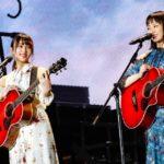 ゆいちゃんず『ゼンマイ仕掛けの夢』(撮影:上山陽介/ライブ:「欅坂46 2nd YEAR ANNIVERSARY LIVE」)