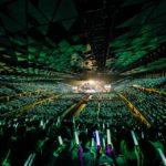 「欅坂46 2nd YEAR ANNIVERSARY LIVE」(撮影:上山陽介)