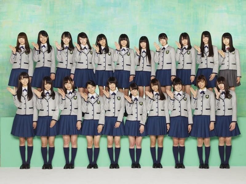 欅坂46、4月6日にデビューシングル発売決定