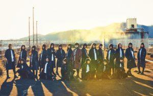 欅坂46・6thシングル「ガラスを割れ!」アーティスト写真