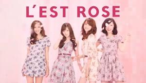乃木坂46白石麻衣出演のTVCM「L'EST ROSE」が放映開始