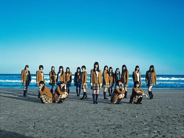 乃木坂46・11thシングル「命は美しい」アーティスト写真