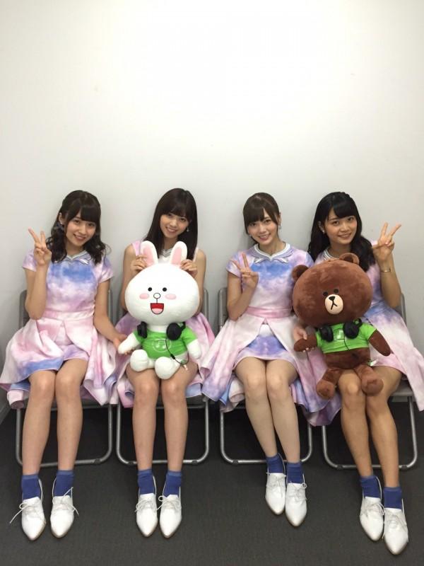 乃木坂46白石、西野らが今夜「LINE MUSIC EXPRESS #7」に出演