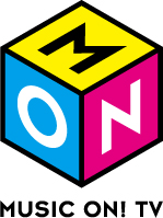 「MUSIC ON! TV」ロゴ