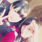 乃木坂46堀未央奈とSKE48松井玲奈がディズニーランドへ