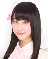 SKE48公式サイトの松井玲奈プロフィール写真
