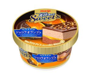明治 エッセルスーパーカップSweet's ショコラオランジュ