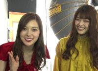 「明治 エッセルスーパーカップSweet's 証言篇」メイキング(白石麻衣×松村沙友理)