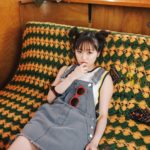 """今泉佑唯が「MILKFED.」ブランドブックで""""フェス""""をテーマに夏の新作を着こなし"""