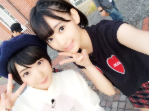 生駒里奈が「AKBとXX!」でHKT宮脇咲良と下関二人旅