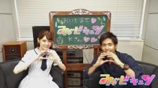 乃木坂46の松村沙友理(左)とK(右)