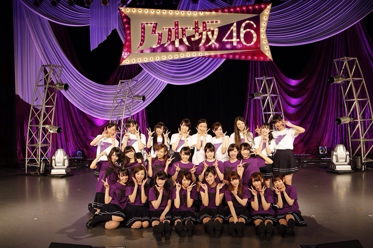 乃木坂46、14年8/6(水)のメディア情報「Top Yell」