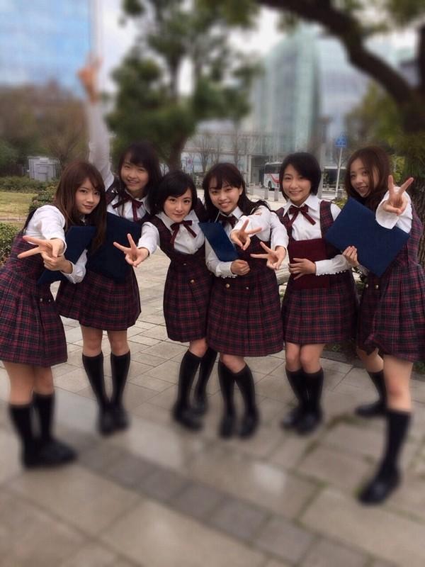 乃木坂46の高校卒業メンバーが「乃木坂って、どこ?」でコメント収録