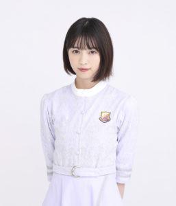 乃木坂46・西野七瀬(20thシングル「シンクロニシティ」アーティスト写真)