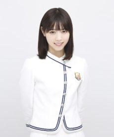 乃木坂46・西野七瀬(17thシングル「インフルエンサー」アーティスト写真)