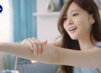 TVCM「ニベア マシュマロケア 抱きしめてもらえる篇」6(出演:白石麻衣)