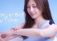 ニベアWEB限定動画「乃木坂46 白石麻衣のマシュマロ肌タッチ!?」9