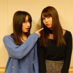 桐谷ものまねで話題の乃木坂46川後陽菜が「桐谷美玲のラジオさん。」にコメント出演