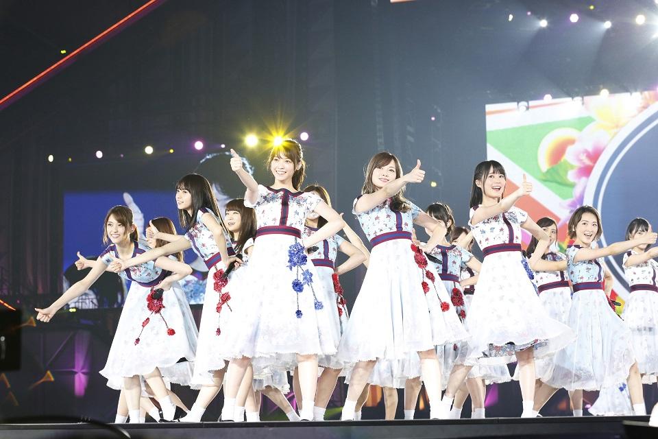 乃木坂46「真夏の全国ツアー2017 FINAL!IN TOKYO DOME」