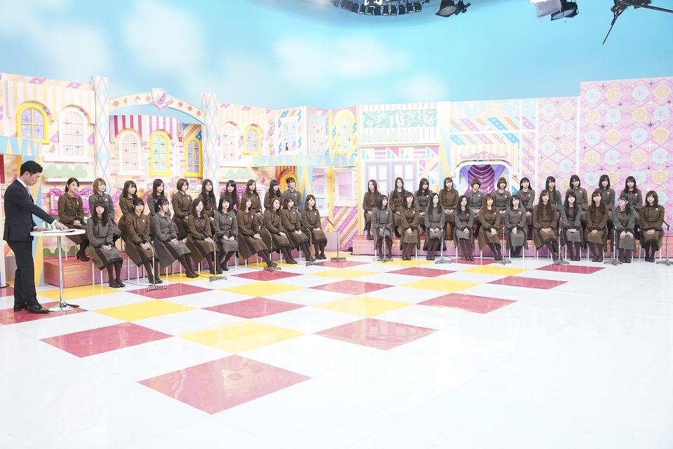 「乃木坂46 6th Birthday記念 緊急特別番組『乃木坂46分TV』」の模様