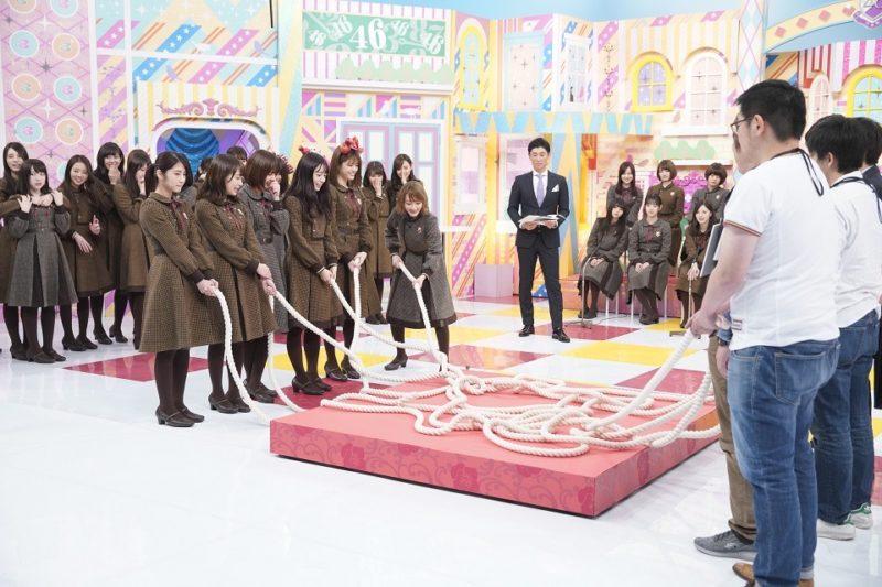 「乃木坂46 6th Birthday記念 緊急特別番組『乃木坂46分TV』」で本番に先駆けて軍団×配信業者マッチング