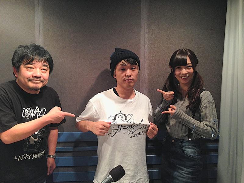 DECO*27が乃木坂46Tシャツを着て「おに魂」に登場