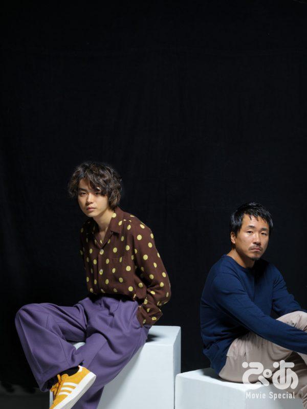 「ぴあ Movie Special 2017 Autumn」より映画『あゝ、荒野』特集(出演:菅田将暉、ヤン・イクチュン/撮影:吉澤健太)