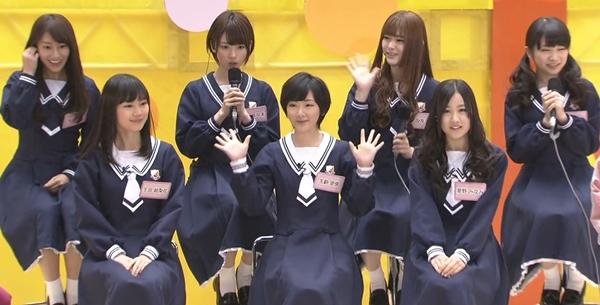 乃木坂46出演「春のPON!祭り」レポート