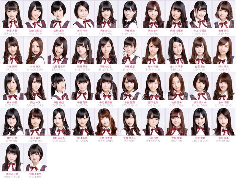 【情報更新】11th選抜入り!1年遅れの2期生 相楽伊織って誰?