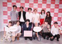 株式会社リクポ(前列中央左が代表取締役の木崎智之氏)