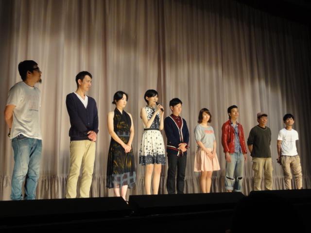 乃木坂散歩道・第133回「映画『あの娘、早くババアになればいいのに』初日舞台挨拶レポ 」