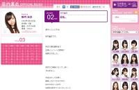 新内眞衣オフィシャルブログ