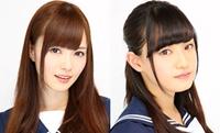 乃木坂46中田、白石がHKT48の公演を観覧か