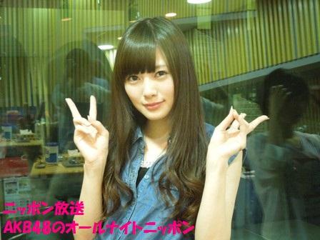 AKB48大島優子「白石麻衣の愛称にギャップを感じた」