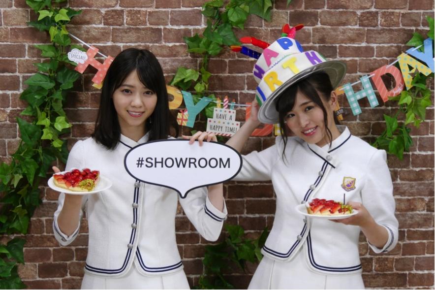 SHOWROOM「乃木坂46 3rdアルバムリリースを皆でお祝いしようスペシャル!」2日目・西野七瀬×伊藤かりん