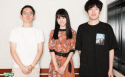 賀喜遥香が「SCHOOL OF LOCK!」(TOKYO FM)の生放送教室に出演