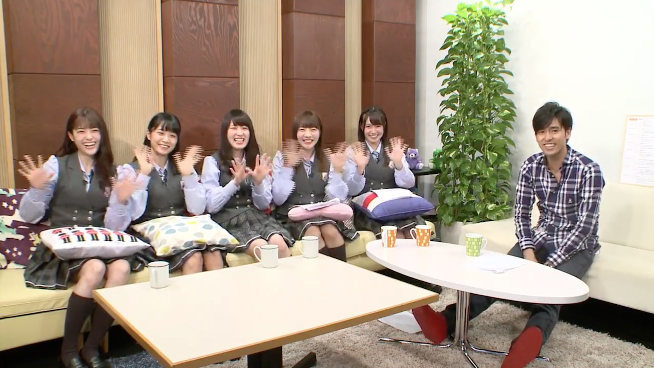 乃木坂46、16年3月31日(木)のメディア情報「バリはやッ!」「5COLORS」「UPDATE girls」ほか
