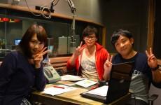 (左から)永島聖羅、アルコ&ピースの平子祐希、酒井健太