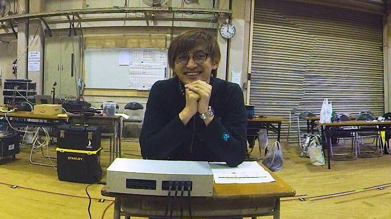 稽古場VR『ナナマル サンバツ THE QUIZ STAGE』(帆世雄一)