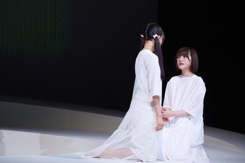 舞台:けやき坂46公演「あゆみ」チームカスタネット