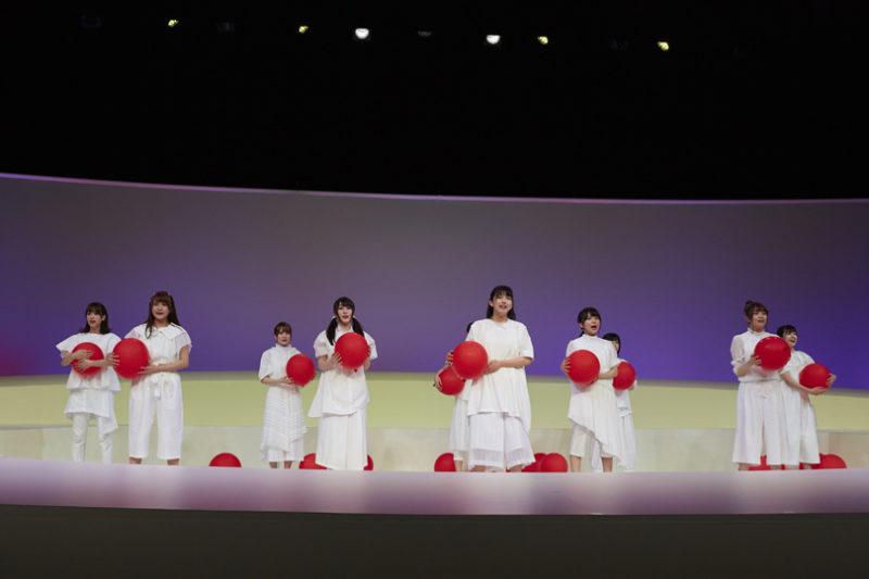舞台:けやき坂46公演「あゆみ」チームハーモニカ