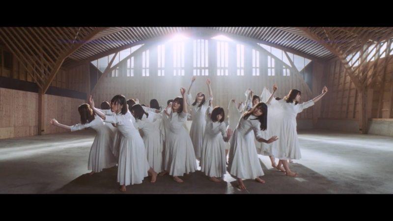 乃木坂46『シンクロニシティ』MVの1シーン