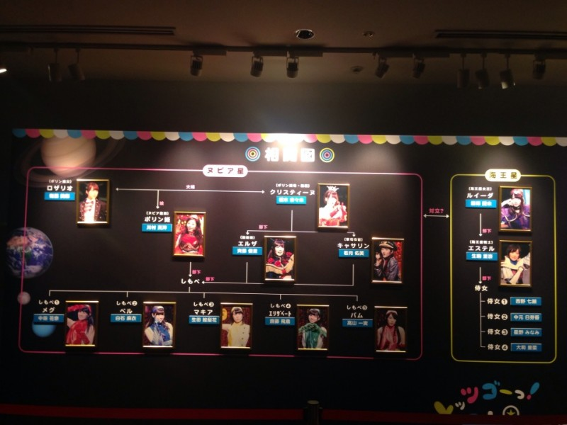 乃木坂46「16人のプリンシパルtrois」14公演目観劇メモ