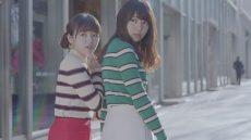 欅坂46・ゆいちゃんず『チューニング』MVの1シーン