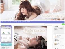 Naver Cafe内にある乃木坂46ファンカフェ『Violet Curtain』